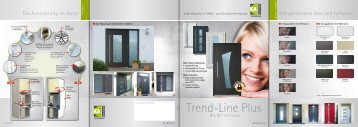Trend Line Plus 8-Seiter KA 1017