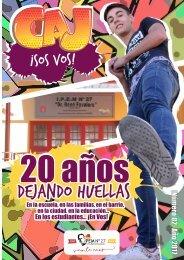 CAJ ¡Sos Vos! Edición Aniversario (2017)