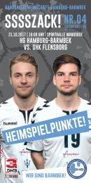 SSSSZACK! HGHB vs. DHK Flensborg