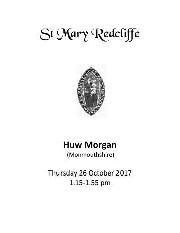 Huw Morgan