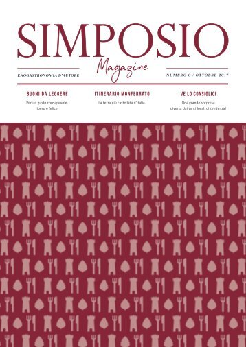 Simposio Magazine - numero zero