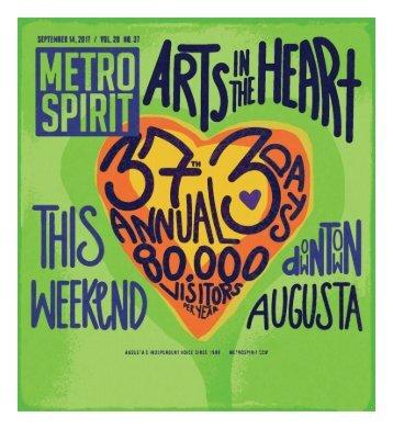 Metro Spirit - 09.14.17
