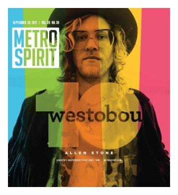 Metro Spirit - 09.28.17