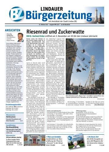 21.10.2017 Lindauer Bürgerzeitung
