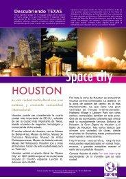 Houston y San Antonio
