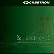 Who is CRESTRON