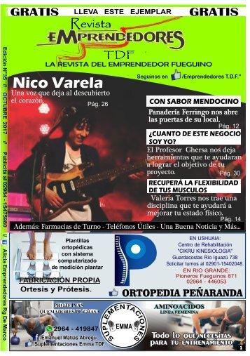 Edición Octubre - Revista EMPRENDEDORES