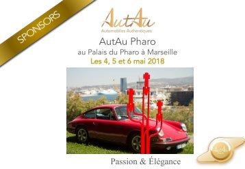 AutAu Pharo 2018 Porsche