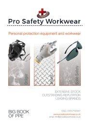 Pro Safety Workwear Catalogue 2017-2018