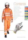 Pro Safety Workwear Catalogue 2017-2018 - Page 3