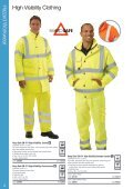 Pro Safety Workwear Catalogue 2017-2018 - Page 6