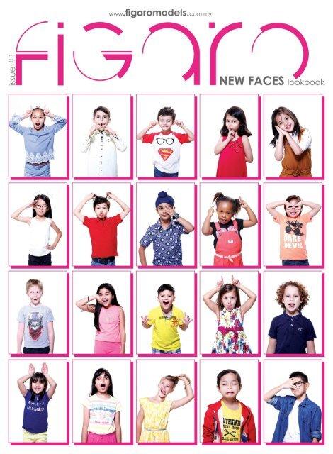 FIGARO Lookbook Issue#1