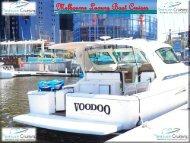 Melbourne Luxury Boat Cruises