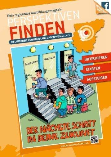 Lehrstellenbörse / Magazin Weimarer Land und Weimar in Thüringen