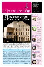 Votre Journal de Liège de septembre de 2011