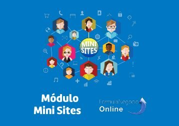 E-book - FNO - Módulo Mini Sites e SEO