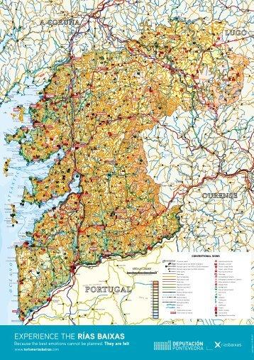 Mapa provincial_Inglés