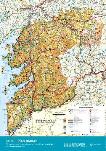 Mapa provincial_Castellano