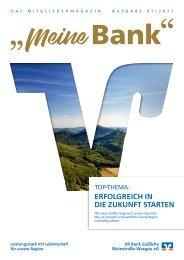 VR Meine Bank Mitgliedermagazin ePaper