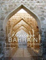 Heritage Bahrain