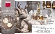 Deko, Weihnachtsdeko und schöne Dinge
