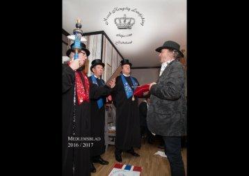 NKLL Medlemsblad 2016 2017