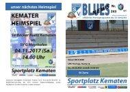 Blues News 243: SV Zams