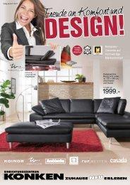 Freude an Komfort und Design