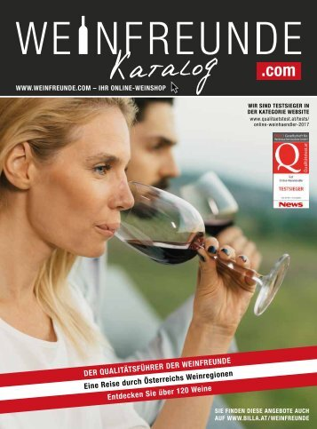 Weinreise durch Österreich
