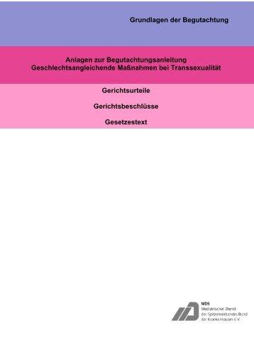 27-anlagen-zur-begutachtungsanleitung-geschlechtsangleichende-massnahmen-bei-transsexualitaet-mds