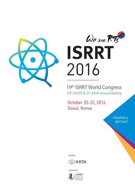 ISRRT2016_Program_book