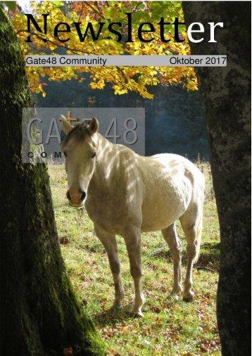 GateNewsletter Oktober