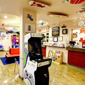 Children will love the waiting area at Kids Dental Center  Chandler AZ