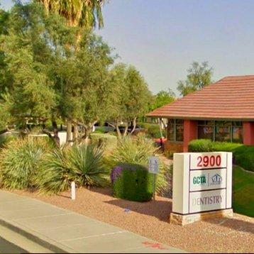 Exterior view of Kids Dental Center Chandler, AZ 85224