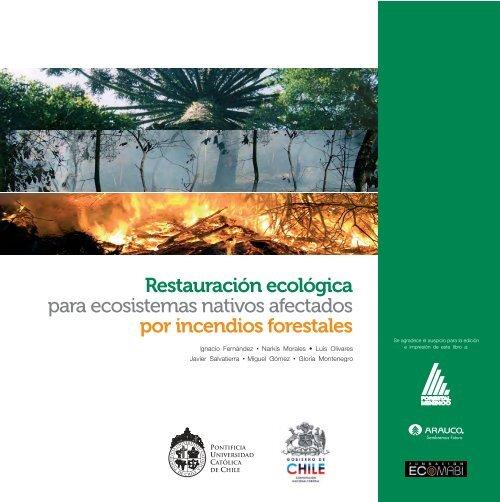 Restauracion ecologica ecosistemas nativos