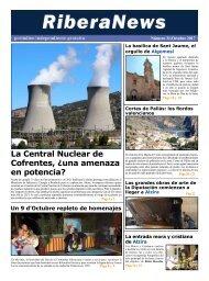 RiberaNews de Octubre 2017