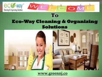 Housekeeping Services in  New Jersey