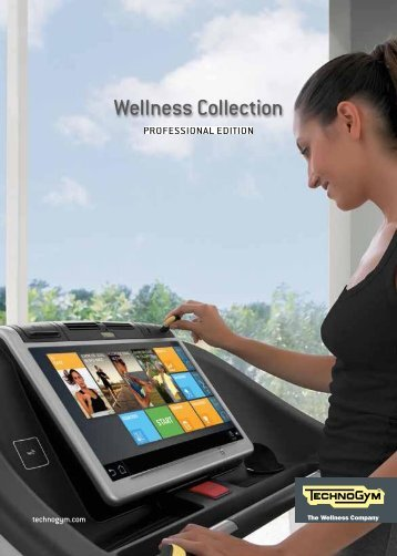 TechnoGym Catalogue 2015