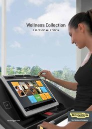 TechnoGym Wellness Collection Professional
