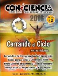 REVISTA-DIGITAL #02 YoConciencia.com DICIEMBRE 2016