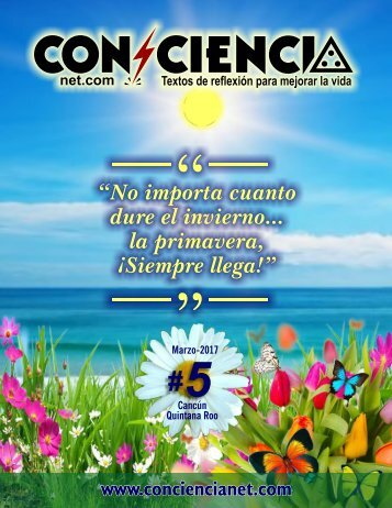 REVISTA DIGITAL #05 YoConciencia.com MARZO 2017
