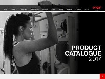 Origin Product Catalogue 2017