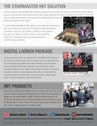 StairMaster HIIT Brochure 2017 - Page 2
