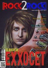 Rock To Rock Magazine N°7