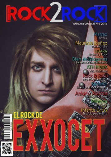Rock To Rock Magazine N°7