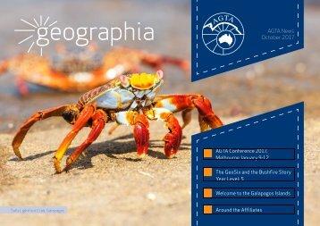 Geographia AGTA Journal October 2017