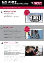 Flyer_ESPRIT_for_Haas Machines_EN