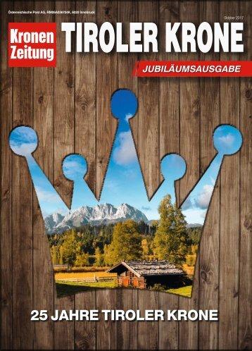 25 Jahre Tiroler Krone 2017-10-17