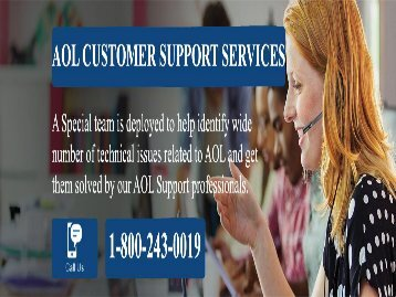 18552054286 AOL Customer Support Number