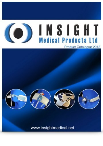 Insight Medical -Product Catalogue 2018